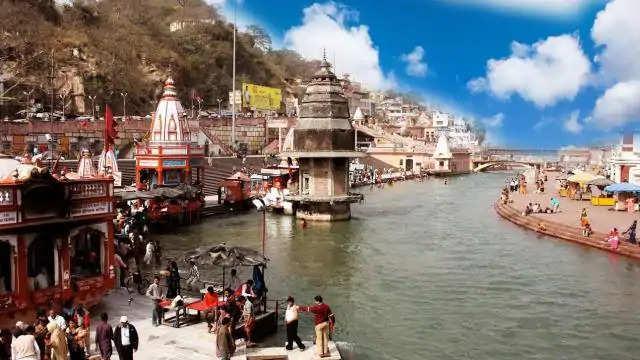 हरिद्वार : कुंभ में दिव्य व भव्य रूप में दिखेंगी हर की पैड़ी