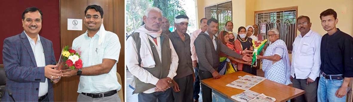 भू-माफिया के खिलाफ बड़ा फैसला तबादले पर घिरी शिवराज सरकार